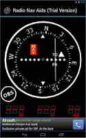 Screenshot of Radio Nav Aids (Trial)