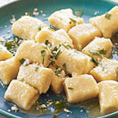 Cheesy Potato Gnocchi