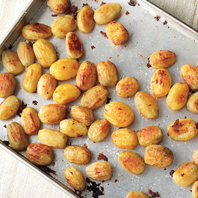 Forked Oven-Roasted Potatoes