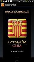Screenshot of Catalonia Guide News and Radio
