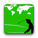 English - Golf App icon