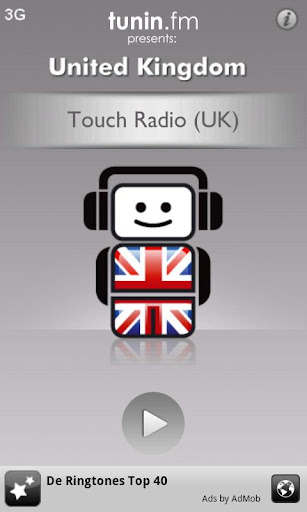 United Kingdom Radio by Tunin.