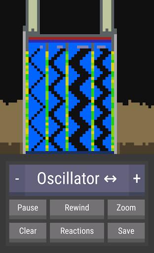ReactionLab 2 - screenshot