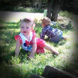 by Jennifer Burham - Babies & Children Babies