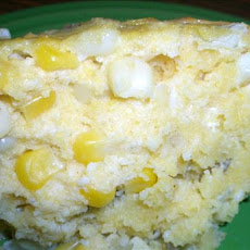 Summer Corn Pudding