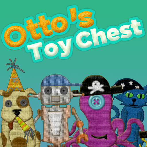 奧托的玩具胸部 LOGO-APP點子