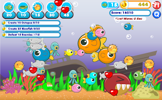 Screenshot of Piranha Attack - Free