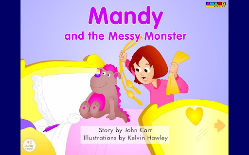 Mandy and the Messy Monster