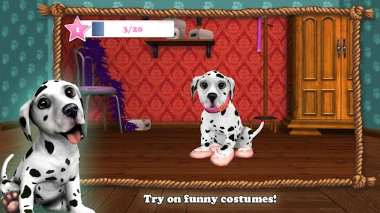 DogWorld 3D: My Puppy Cheats unlim gold