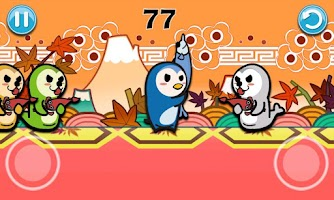 Screenshot of Sword Penguin