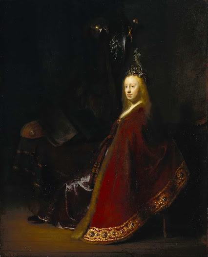 Rembrandt van Rijn, Minerva