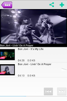 Screenshot of MusicClip - Video YouTube