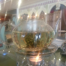 Lotus Blossom tea by Mary Dayton - Food & Drink Alcohol & Drinks