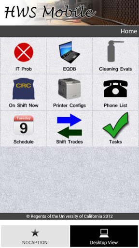 CRC Mobile