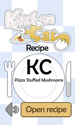 KC Pizza Stuffed Mushrooms
