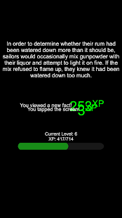 DAILY LIQUOR FACTS RPG - screenshot