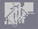 Thumbnail of the map 'Glass box on staircase'