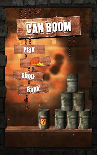 Can Boom - screenshot