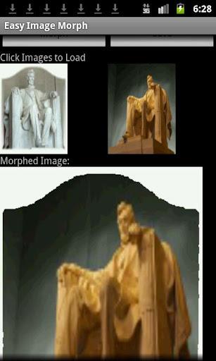 Easy Image Morph