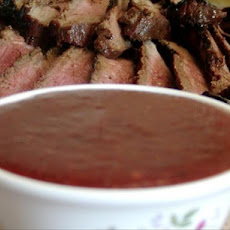 Sweet-hot Strawberry Bbq Sauce