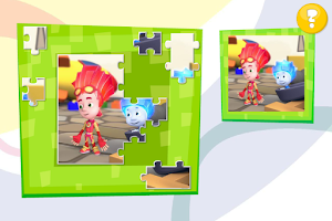Screenshot of Puzzles Fixiclub