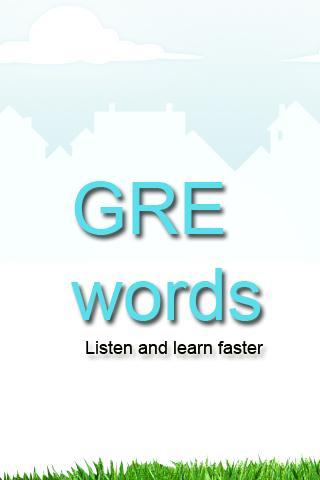GRE SAT Words Audio 200
