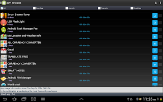 Screenshot of SmartWho App Manager