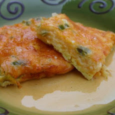 Texas Jalapeno Cheese Squares