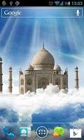 Screenshot of Taj Mahal Live Wallpaper