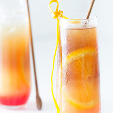 Tropical Fruit Punch Iced Tea