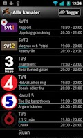 Screenshot of TVHGuide