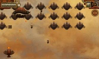 Screenshot of Steam Wars