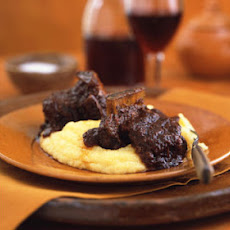 Short Ribs Braised in Coffee Ancho Chile Sauce