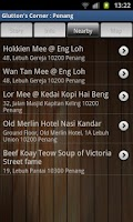 Screenshot of Penang Glutton's Corner