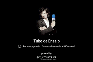 Screenshot of Tubo de Ensaio