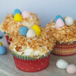 Toasted Coconut Cupcakes Recipes