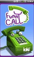 Screenshot of Funny Call