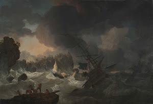 RIJKS: Hendrik Kobell: painting 1775