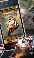Screenshot of Speed Moto City Safari