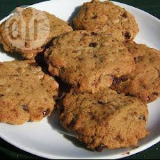 Wholemeal Chocolate Walnut Biscuits