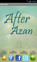 Screenshot of After Azan