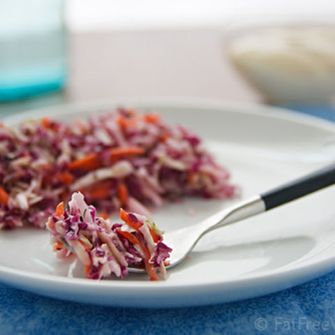 Basic Low-Fat Coleslaw