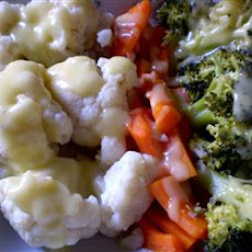 Barb's Broccoli-Cauliflower Salad