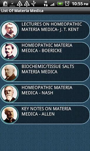 Materia Medica Pro