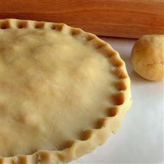 Pie Crust With Butter Or Margarine Recipes