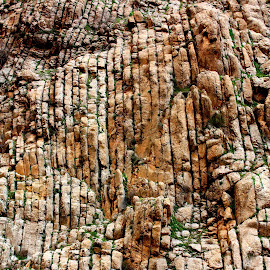 Parallel by Adnan Mirani - Nature Up Close Rock & Stone