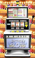 Screenshot of Birthday Slots - Free