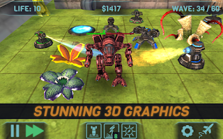 Screenshot of Four Days: World Defense