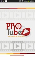 Screenshot of ProTube - Not Just Youtube