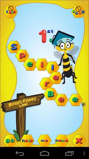 Spelling Grade 1 - SpellerBee